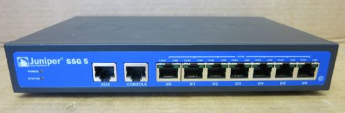 Juniper Networks SSG-5-SH Secure Services Gateway SSG 5 - Security Appliance